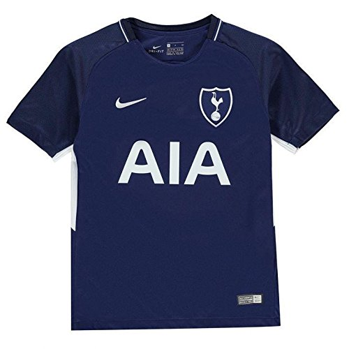 2017-2018-Tottenham-Away-Nike-Football-Shirt-Kids