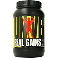Universal Nutrition Real Gains, Banana Ice Cream, 3.8-Pounds by Universal Nutrition preisvergleich bei billige-tabletten.eu