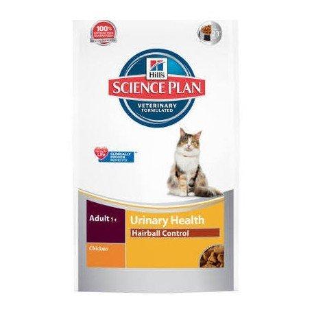 Feline Adult Urinary Health Hairball Control 1.5 kg