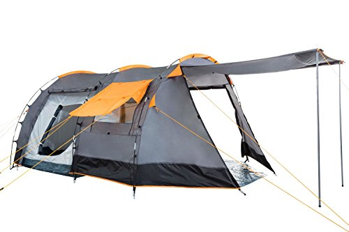 Zoom IMG-3 campfeuer tenda da campeggio familiare