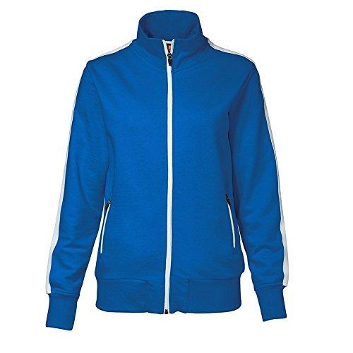 ID - Veste de sport zippée - Femme Bleu azur