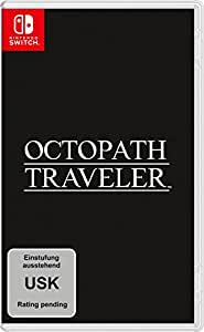 Project Octopath Traveller Compendium Edition - [Nintendo Switch]