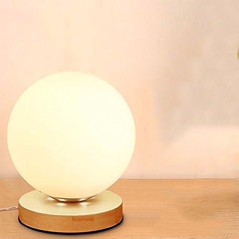 Schlafzimmer Nachttisch Lampe, Schreibtisch Lampe warm Kinder, dekorative Tischlampe, A-seal-Kontaktschalter