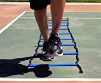 gymadvisor AGILITY LADDER 8m 16 rung sprint drill speed athletics training