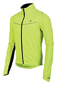 Pearl Izumi Men's Select Barrier Thermal Jacket - Screaming Yellow, Small