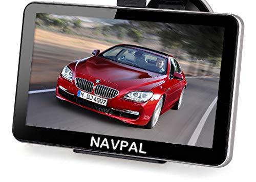 7 Inch Touchscreen SAT NAV GPS Navigation for CAR TRUCK HGV 4G + 2018 World Maps + Free Map Updates