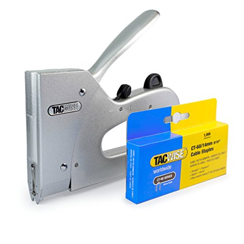 Tacwise 1247 - Grapadora cables combi caja