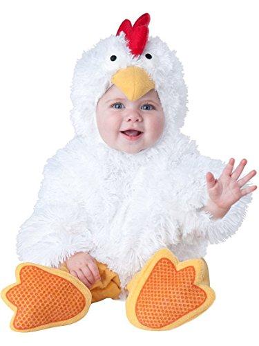 (Kenmont Kleinkind Baby Säugling Spielanzug Tier Kostüm Overalls Foto-Prop Outfits Weihnachten Halloween Outwear Bodys (Küken, 90))