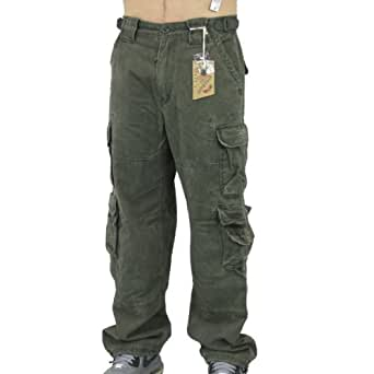 Bild nicht verfügbar. Keine Abbildung vorhanden für. Farbe  Jet Lag Männer Cargo  Hose 007 ... 8f89880e90