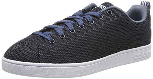 adidas Vs Advantage Cl, Scarpe da Tennis Uomo, Blu Tech Ftwr White/Legend Ink, 43 1/3 EU