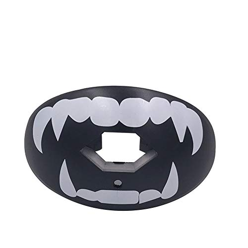 YUnnuopromi American Flag Mouth Guard Muay Thai Boxing Football Basketball Teeth Protector 1#