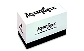 Accentuate The Game AGL1, white