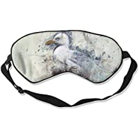 Eye Mask Eyeshade Abstract Seagull Sleep Mask Blindfold Eyepatch Adjustable Head Strap preisvergleich bei billige-tabletten.eu