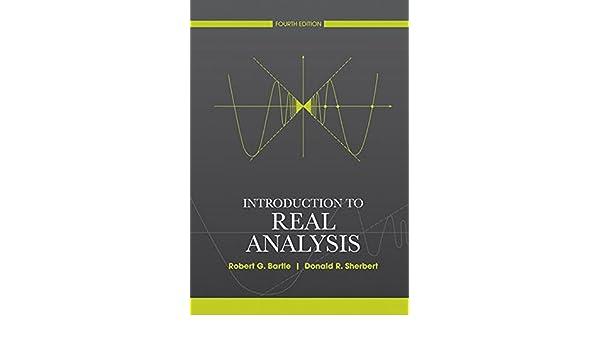 Amazon introduction to real analysis robert g bartle donald amazon introduction to real analysis robert g bartle donald r sherbert livres fandeluxe Choice Image