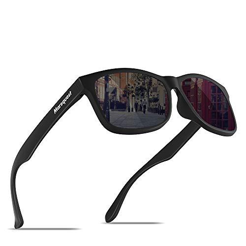 279a4d09e2 Mens Polarized Sunglasses - Momentum Memory Material Durable   Lightweight