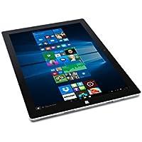 Microsoft Surface Pro 3 5D2-00019 30 cm (12 Zoll) Tablet-PC (Intel Core i7-4650U, 8GB RAM, 256 GB, HD Graphics 5000, Windows 10 Pro) silber