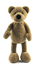 Idea Regalo - NICI 24065 - Peluche Orso, Marrone, 20 cm