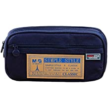 cc529bc21ec93 QUAN YOU Mäppchen - Multifunktions-Multi-Layer-Aufbewahrungsbeutel für  große Bleistifte Bürobedarf