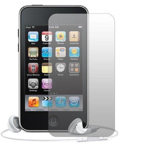 Slabo 2 x Displayschutzfolie für iPod Touch 3G Displayschutz Schutzfolie Folie Crystal Clear unsichtbar Apple iPod Touch 3 G G3 G 3 - Apple Ipod Touch 3g