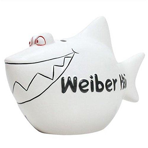 KCG Chaoskind Spardose Weiber-Hai Kleinfisch (101364) NEU
