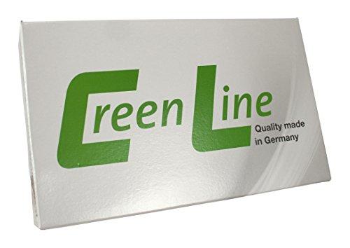 Original CreenLine Haftetiketten Format 26 x 16 mm weiß, Gum 1 (ablösbar), 36 Rollen, Made in Germany