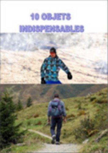 Descargar Libro 10 OBJETS INDISPENSABLES POUR PARTIR EN VACANCES de Mathieu Rzr