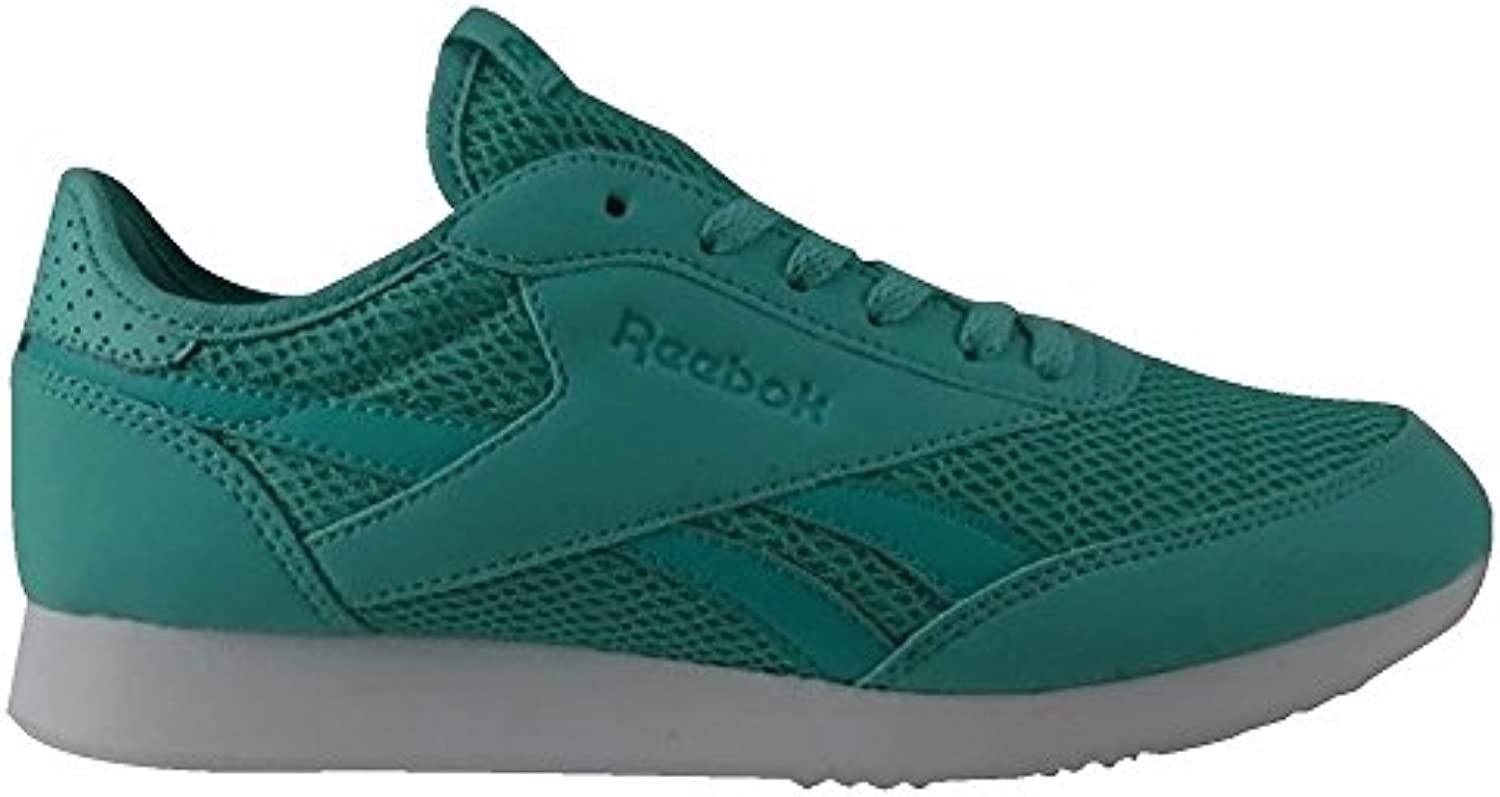 Reebok Royal Cl Jog 2Bb, Zapatillas de Trail Running para Mujer, Turquesa (SS/Turquoise/Solid Teal/White 000),...