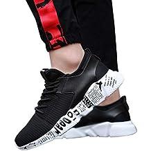 Zapatos Senderismo para hombre,Sonnena Zapatos de malla al aire libre de los hombres casuales