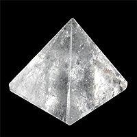 Healing Crystals India: Natural Gemstone Semi Precious Stone Clear Quartz Pyramid Feng Shui Reiki Healing Energy... preisvergleich bei billige-tabletten.eu