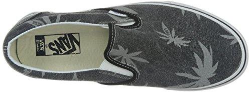 Vans U Classic, Unisex - Erwachsene Sneaker palm/black