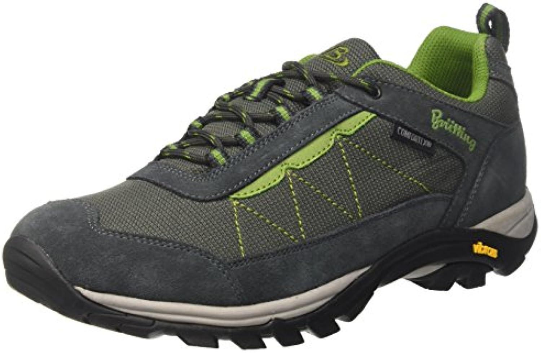 Bruetting Mount Sheridan, Zapatos de Low Rise Senderismo Unisex Adulto