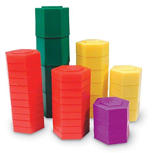 Learning Resources LER4292 Metrisches Gewichte-Set