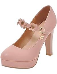 Zapatos De Fiesta Con Plataforma - 39   Zapatos para mujer   Zapatos ... f19bb0ad56b2