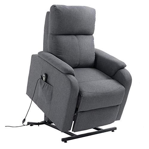 CARO-Möbel Fernsehsessel RetireRelaxsessel Ruhe TV Sessel mit elektrischer Liege- und...