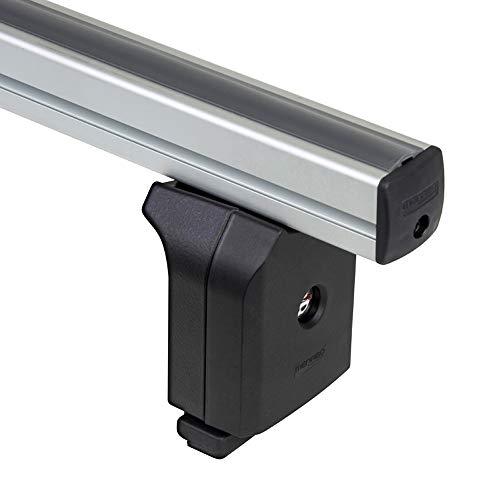 Menabo BRIO - Dachträger für PKW mit offenem Geländer, 120 cm