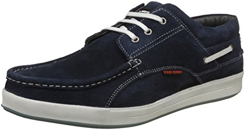 Red Chief Men's Blue Sneakers - 8 UK/India (42 EU)(RC3505 002)