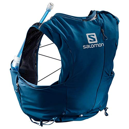 SALOMON ADV Skin 8 Set Damen Laufrucksack Blue Gr. M