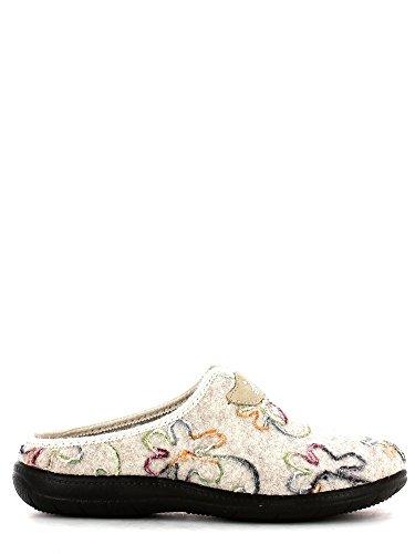Susimoda 6448 Pantofola Donna Beige 37