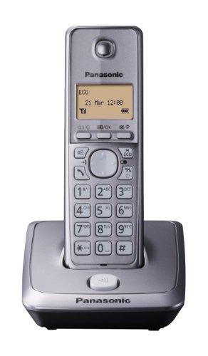 Panasonic KX-TG 2711EM Cordless Landline Phone  available at amazon for Rs.2399
