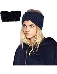 Amazon.it  Fascia Capelli Lana - Fasce   Accessori  Abbigliamento 00c251daad4b