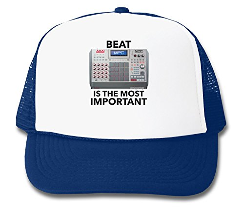 AKAI Vintage Beat is The Most Important Design Trucker Cap