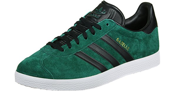 Adidas Men's Gazelle Trainers Size: 13 UK - 48.2/3 EU : Amazon.co ...