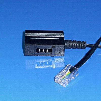 Telefon Patch-kabel (