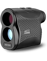 Deko Laser Entfernungsmesser für Jagd und Golf - Laser-Entfernungsmesser mit Nebel, Scan, Geschwindigkeitsmessung