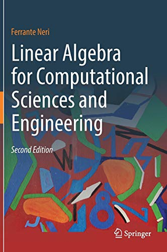Zoom IMG-1 linear algebra for computational sciences