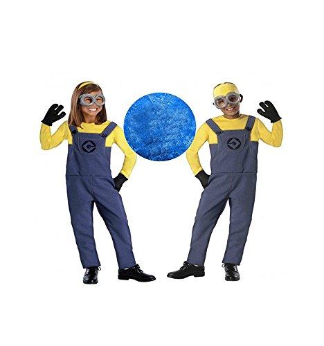 Verkleidung inspiriert Minion (1 bis 9 Jahre) - 4-6 (Family Minion Kostüme)