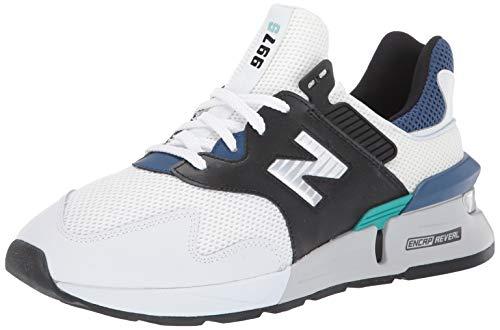 Sneaker New Balance New Balance MS997 Calzado White/Blue