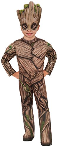 Guardians Of The Galaxy Vol 2 Baby Groot Deluxe Child Costume ()