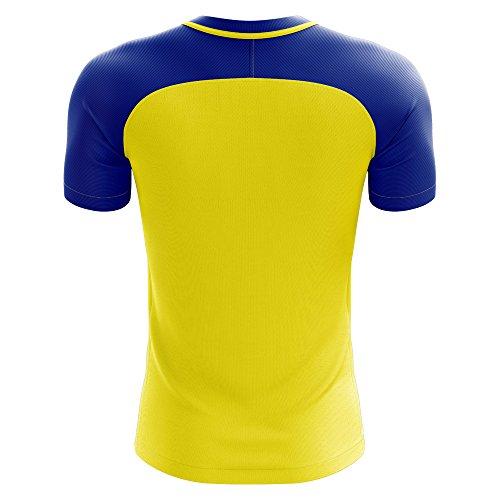 Airo Sportswear 2018-2019 Barbados Home Concept Football Soccer T-Shirt