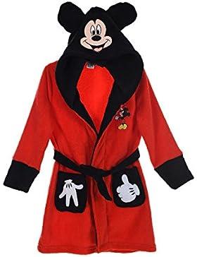 Bata Mickey roja- Talla 6 años